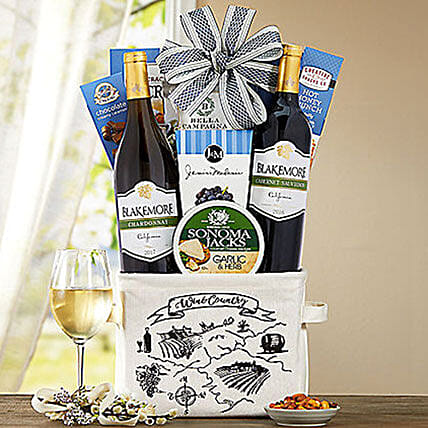 Blakemore Winery Duet:Women's Day Gift Delivery in USA