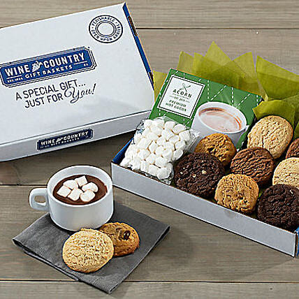 Cookie And Cocoa Gift Box