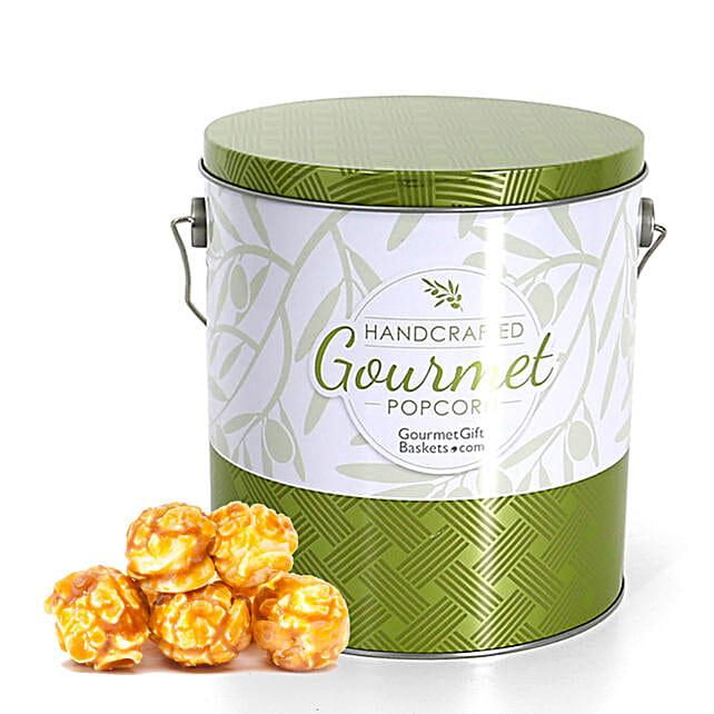 Crunchy Caramel Popcorn 1 Gallon