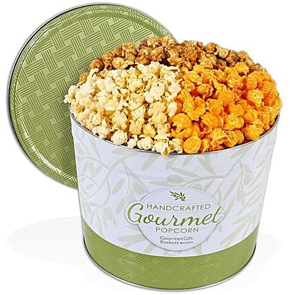 Delicious Gourmet Popcorn 1 Gallon