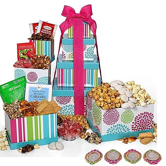 Diwali Special Tower Of Sweetness