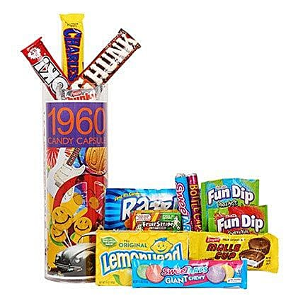 Dylans 1960 Candy Bars Treat