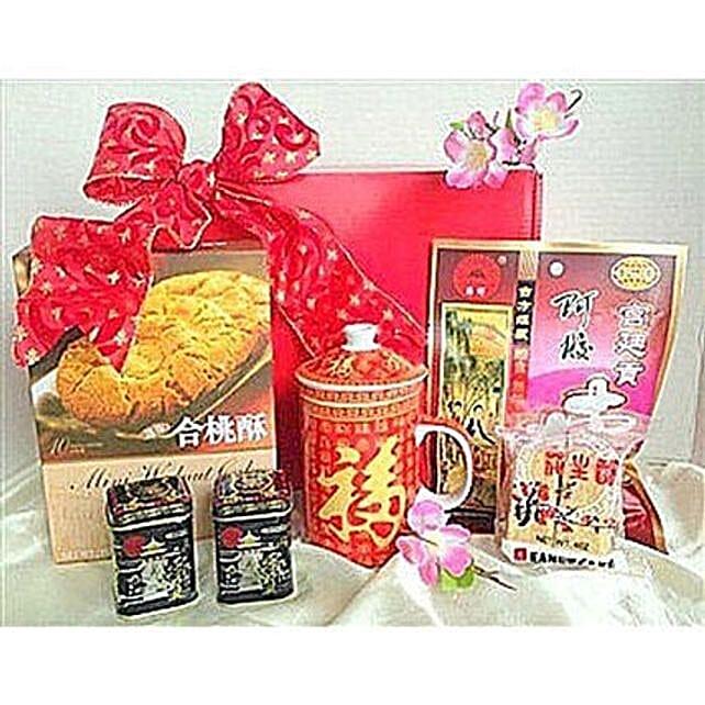 Empress tea Box