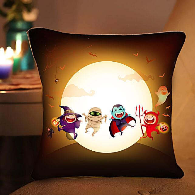 Evil Attack LED Cushion
