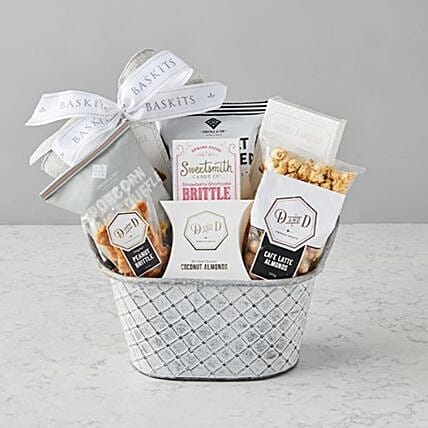 Fathers Day Champlain Gourmet Small Hamper:Father's Day Gifts  USA