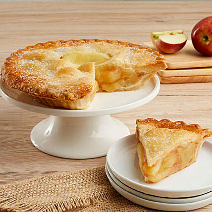 Flavourful Apple Pie