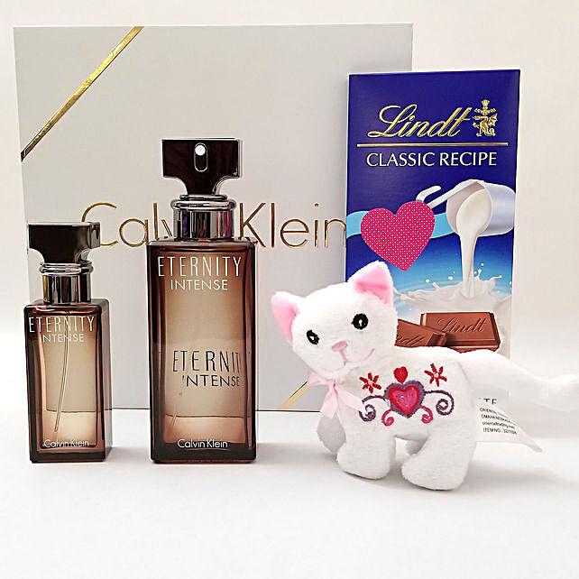 Fragrant Love Valentine Gift