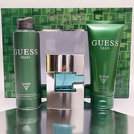 Gift Set For Men By Guess