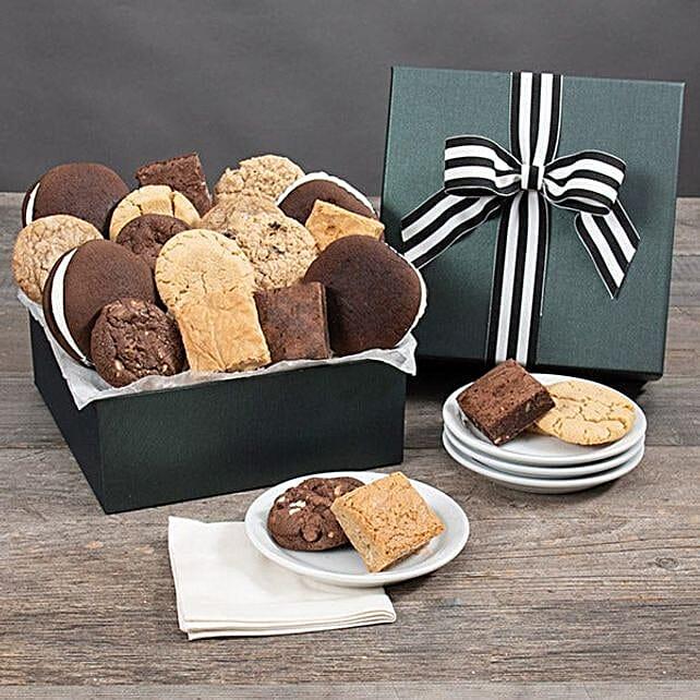 Gourmet Baked Goods Gift Basket