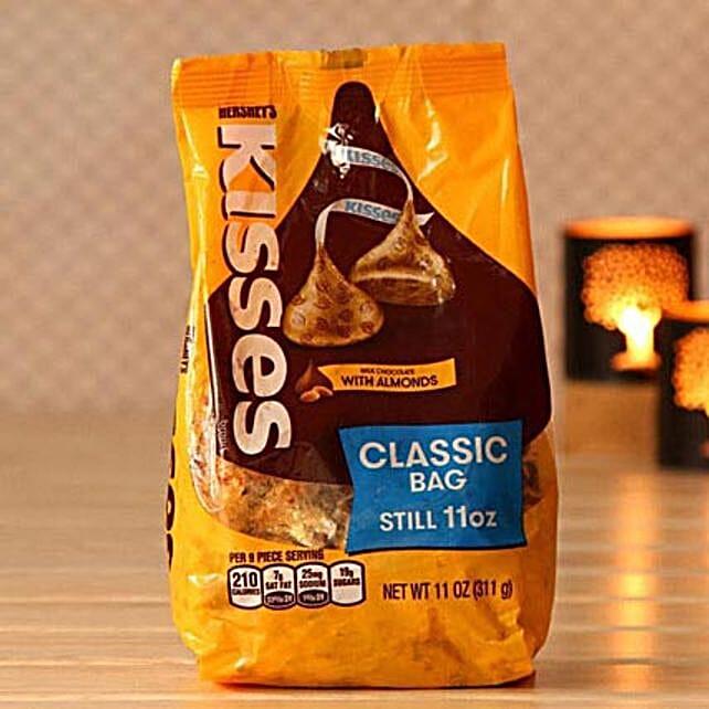 Hersheys Kisses Classic Choco Pack