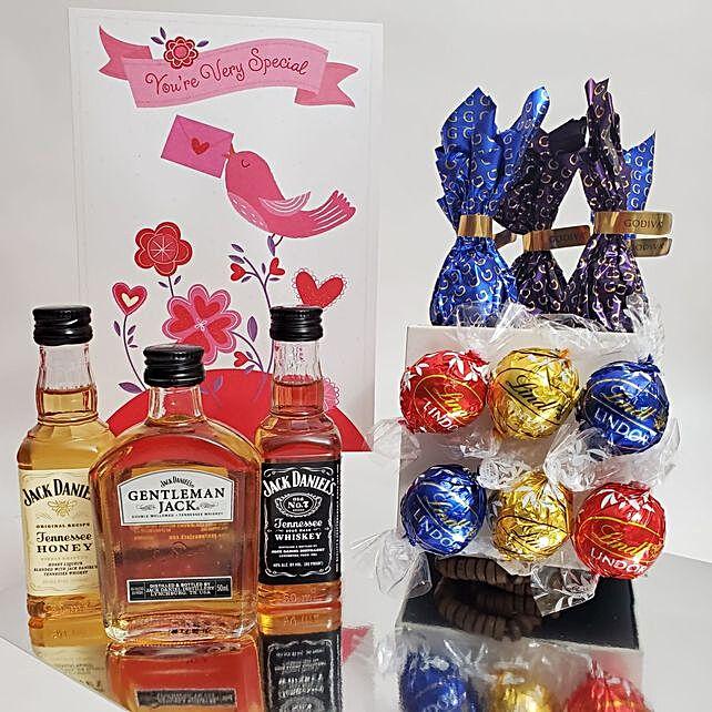 Jack Daniels Gift Hamper