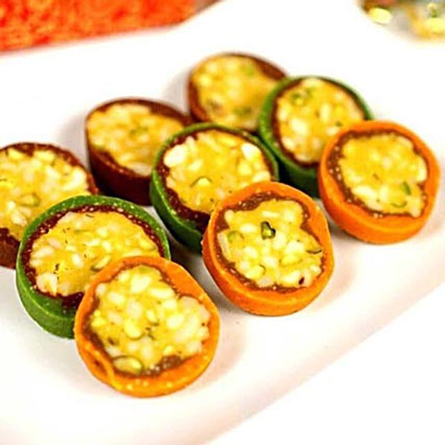 Jaybharat Dryfruit Cassata Roll