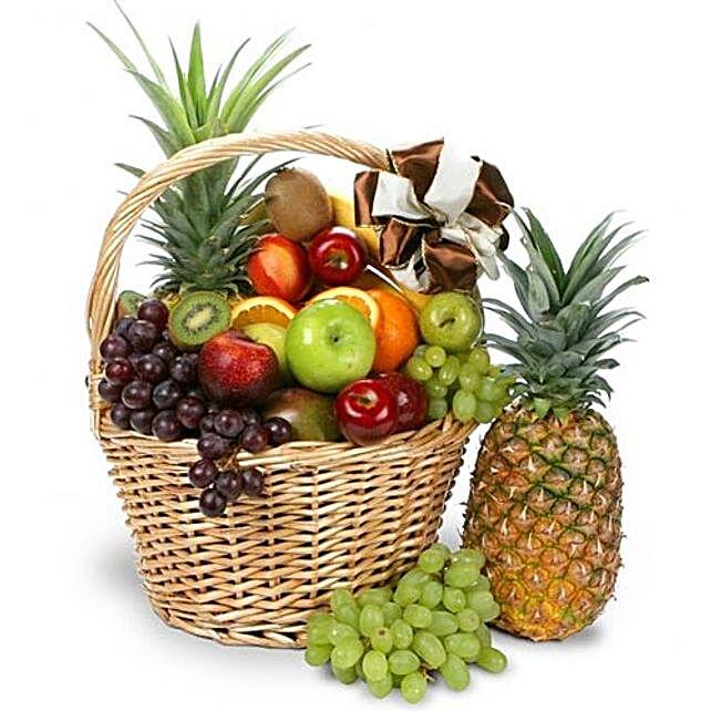 Juicy Fruits Basket