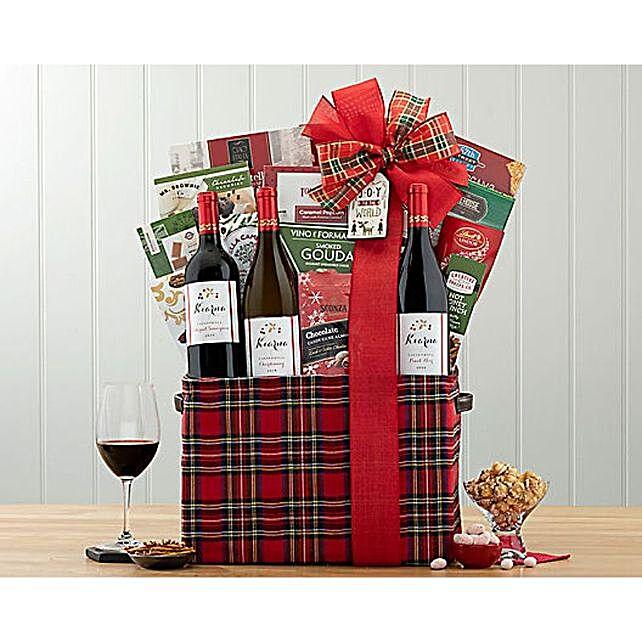 Kiarna Vineyards Trio Gift Hamper