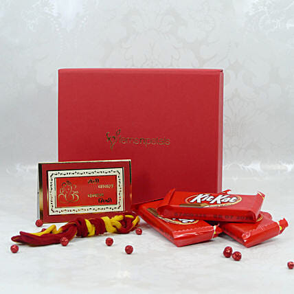 Kit Kat Special Bhai Dooj Wish