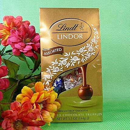 Lindt Assorted Chocolate