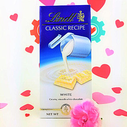 Lindt Classic White Chocolate