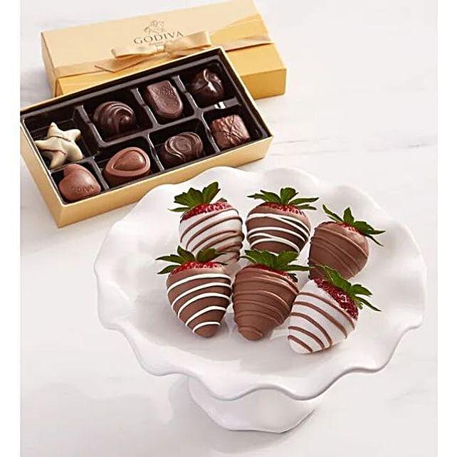 Love Berries And Truffles