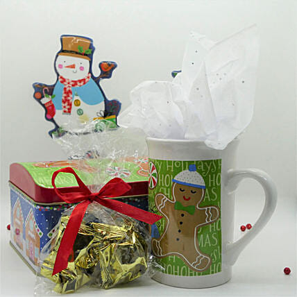 Merry Christmas Gift Box:Birthday Combos to USA