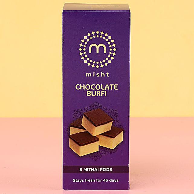 Misht Chocolate Burfi