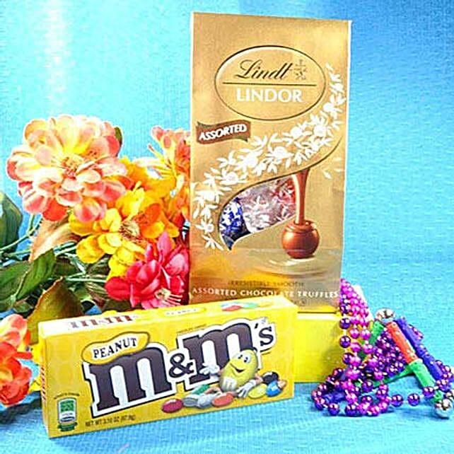Mixed Chocolate Treat