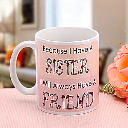 Mug For Her:Return Gifts - USA