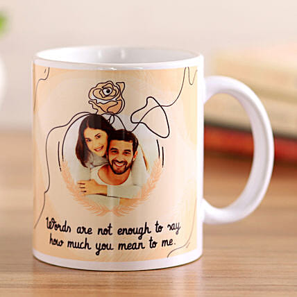 personalised mug for karwa chauth for her:Personalised Mugs to USA