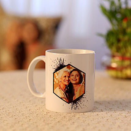 Personalised Picture Mug For Mom:Personalised Gifts to USA