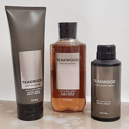 Premium Body Care Set For Men:Premium Gifts Delivery in USA