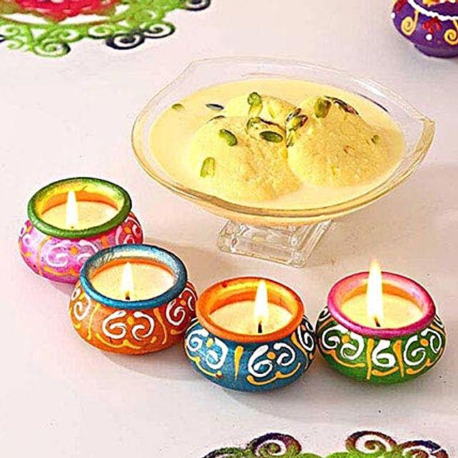 Rasmalai Diwali Greet