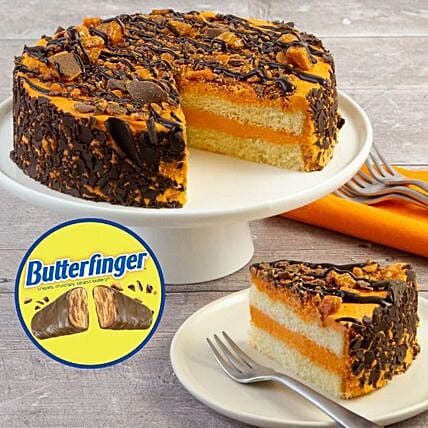 Rich Peanut Butter Cake:Send Chinese New Year Gifts to USA
