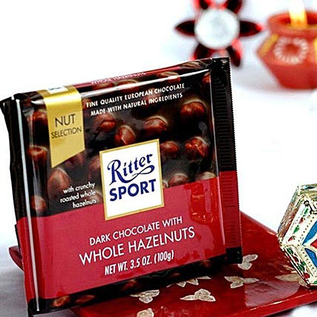 Ritter Dark Chocolates N Bhai Dooj Tikka