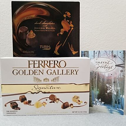 Signatures N Ferrero Chocolate Gift Set