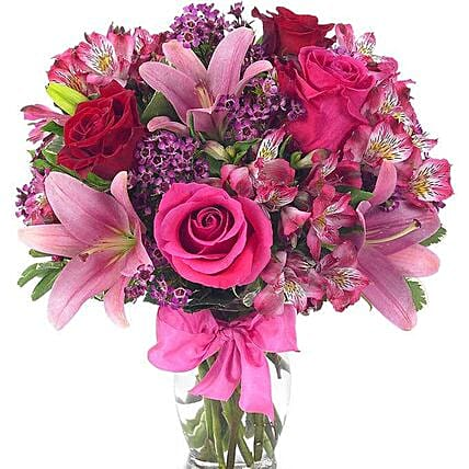 Sweet Celebration Flowers:Mixed Flowers in USA