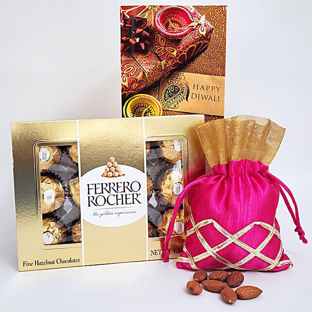 Sweet Nutty Diwali Gift