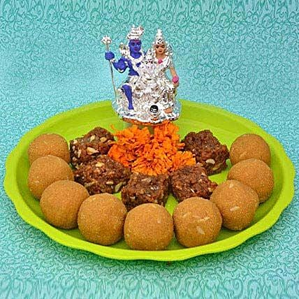 Sweets N Lord Shiva Family