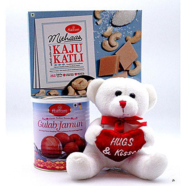 Sweets N Teddy Love Affair