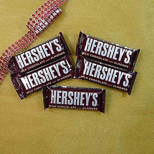 Tasty Hersheys Almond Chocolate