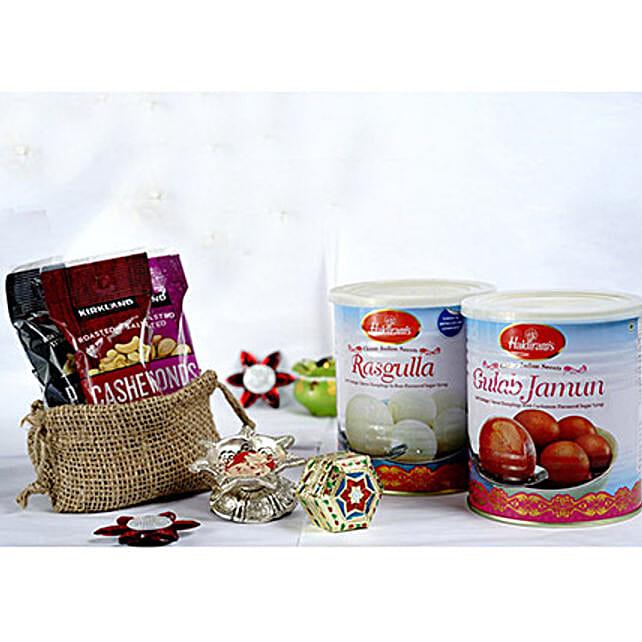 Tasty N Healthy Bhai Dooj Collection