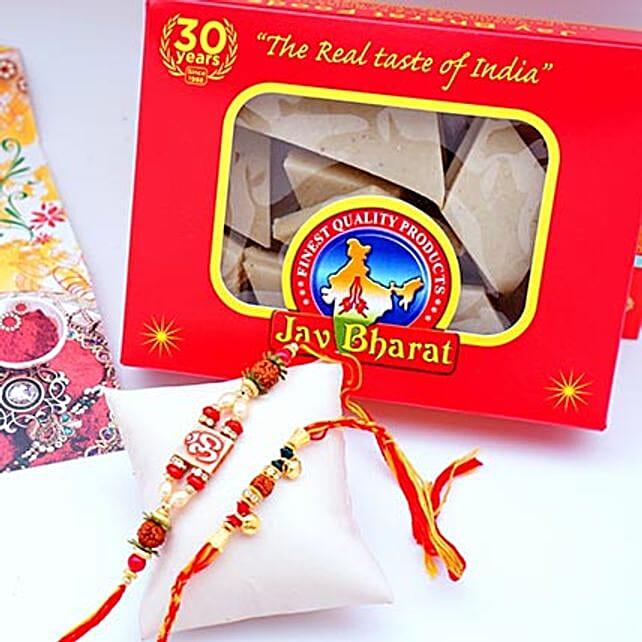 Tatsy Plate Of Rakhi Love
