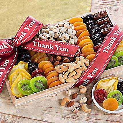 Thank You - Dried Fruit and Nut Collection