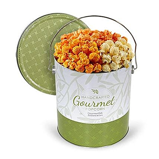 Triple Cheddar Popcorn 1 Gallon