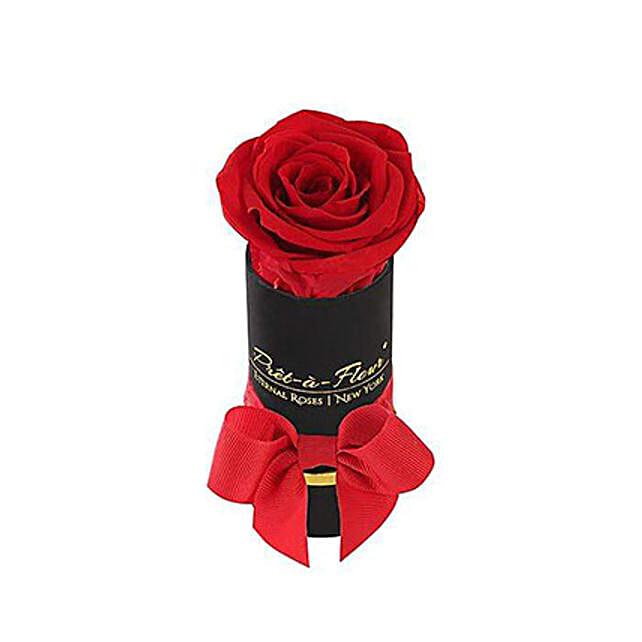 Liberty Eternal Rose Black Gift Box