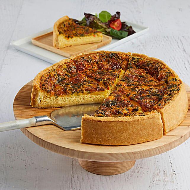 Florentine Quiche Cake Cakes