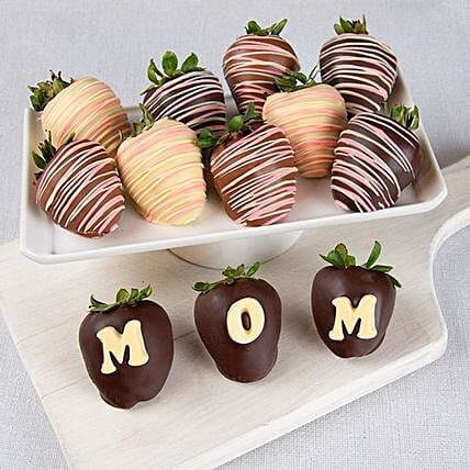 Happy Mothers Day Berries:Send Mother's Day Gift to USA