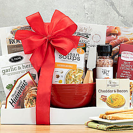 Soups On:Send Chinese New Year Gifts to USA