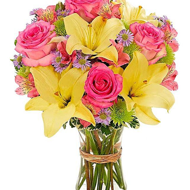 Gorgeous Flora Arrangement