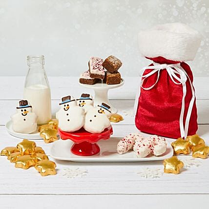 Festive Christmas Holiday Hamper:Gifts Offers in USA