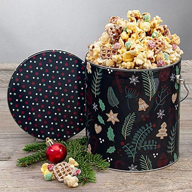 Delicious Kettlecorn By Santa