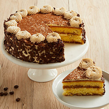 Tiramisu Classico Cake Cakes Birthday:Send Gifts to San Jose